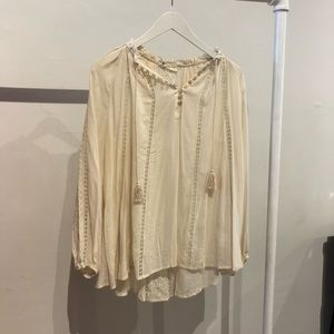SPELL AND THE GYPSY LOCES ME OR NOT BLOUSE
